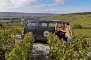 Wine tourism in Champagne
